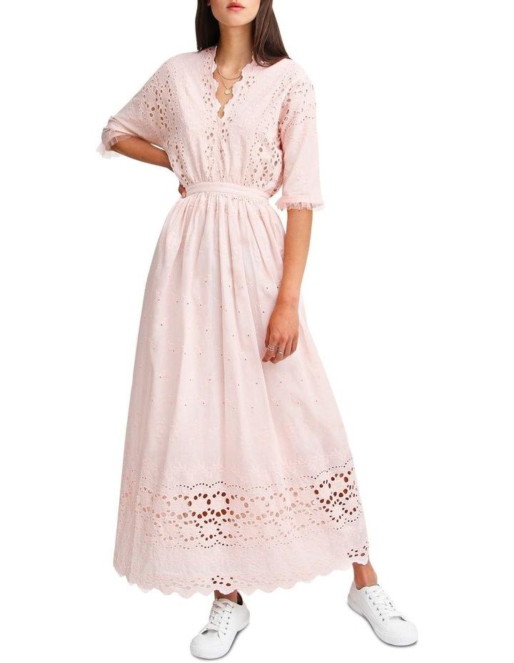 All Eyes On You Midi Dress image 1