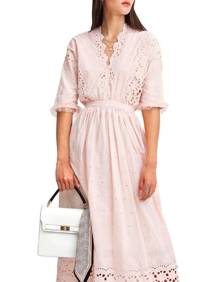 All Eyes On You Midi Dress image 5