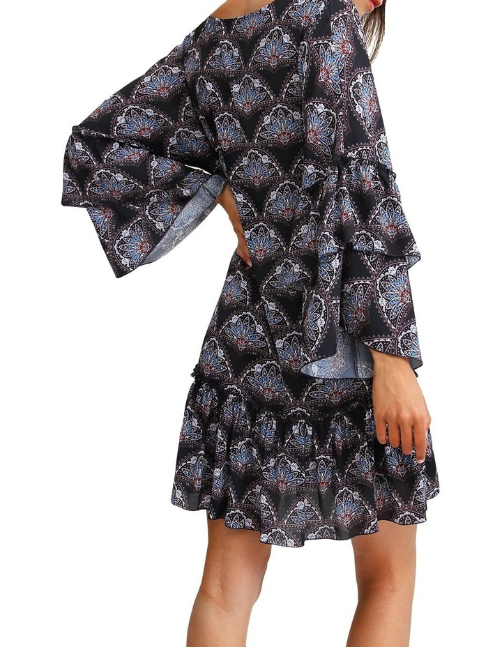 Rosie Ruffled Oversized Dress image 3