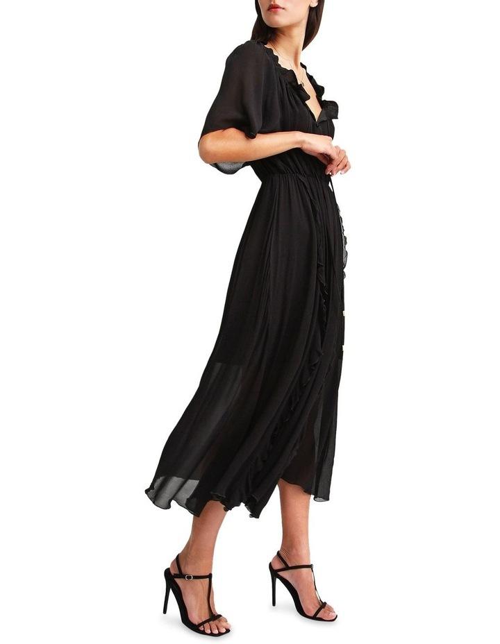 Amour Amour Ruffled Midi Dress image 2
