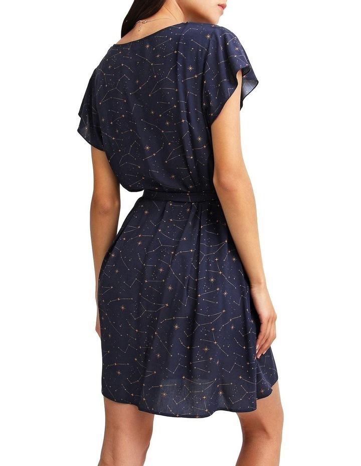 I'm The Star Wrap Dress image 3