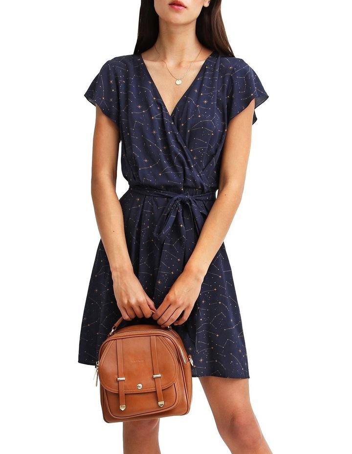 I'm The Star Wrap Dress image 5