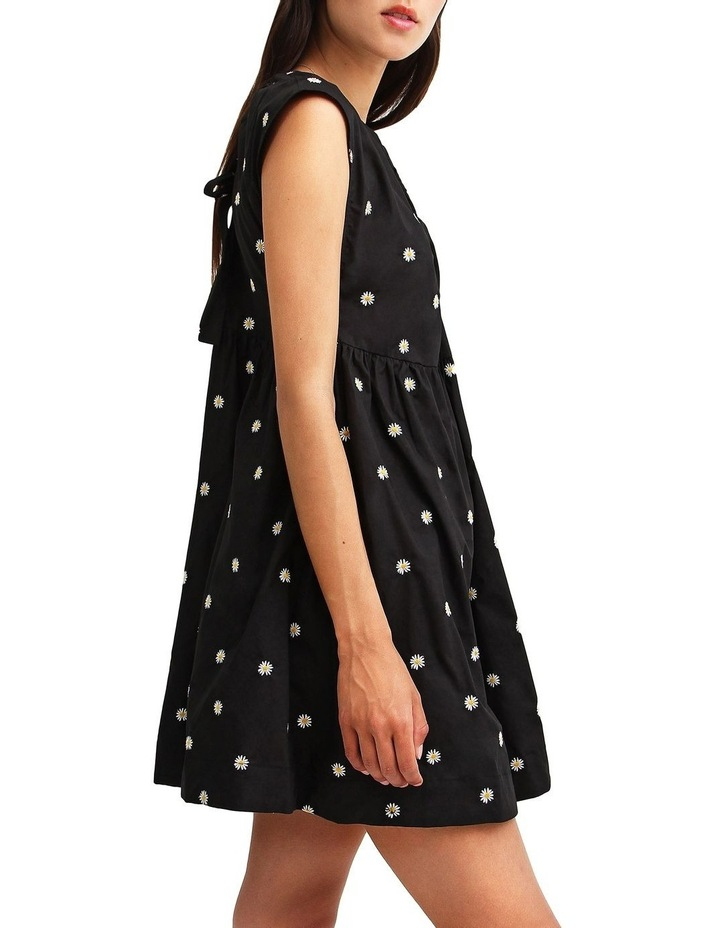 Baby Doll Embroidered Dress image 2