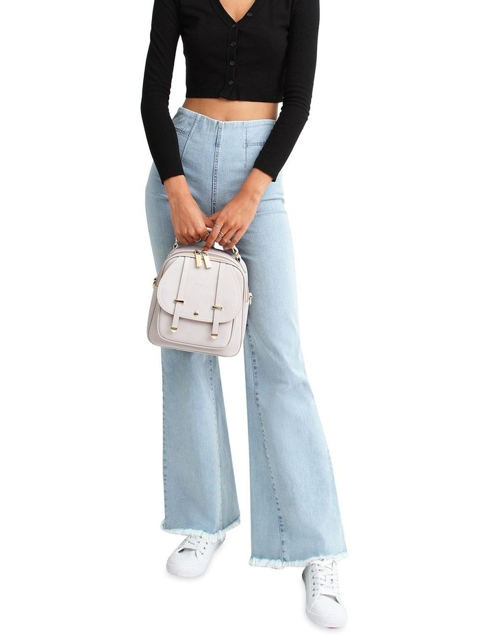 Flare Up Pull On Jeans image 5