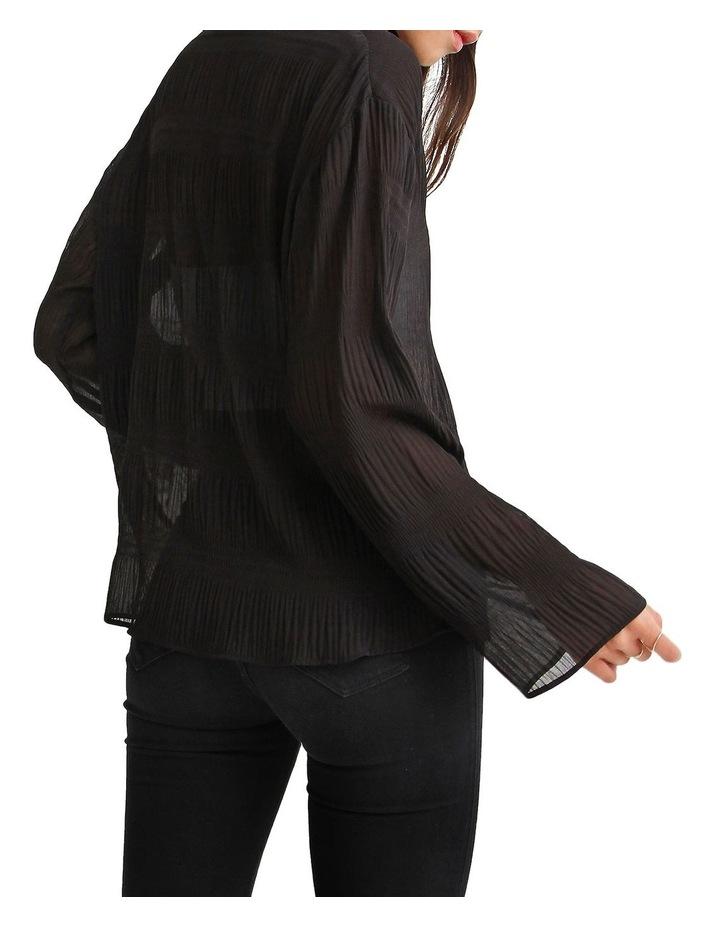 Yoko Shirred Chiffon Blouse image 3