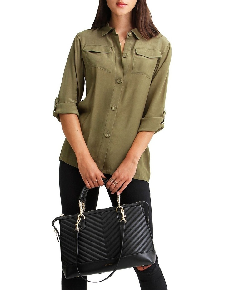 Eclipse Rolled Sleeve Blouse image 5