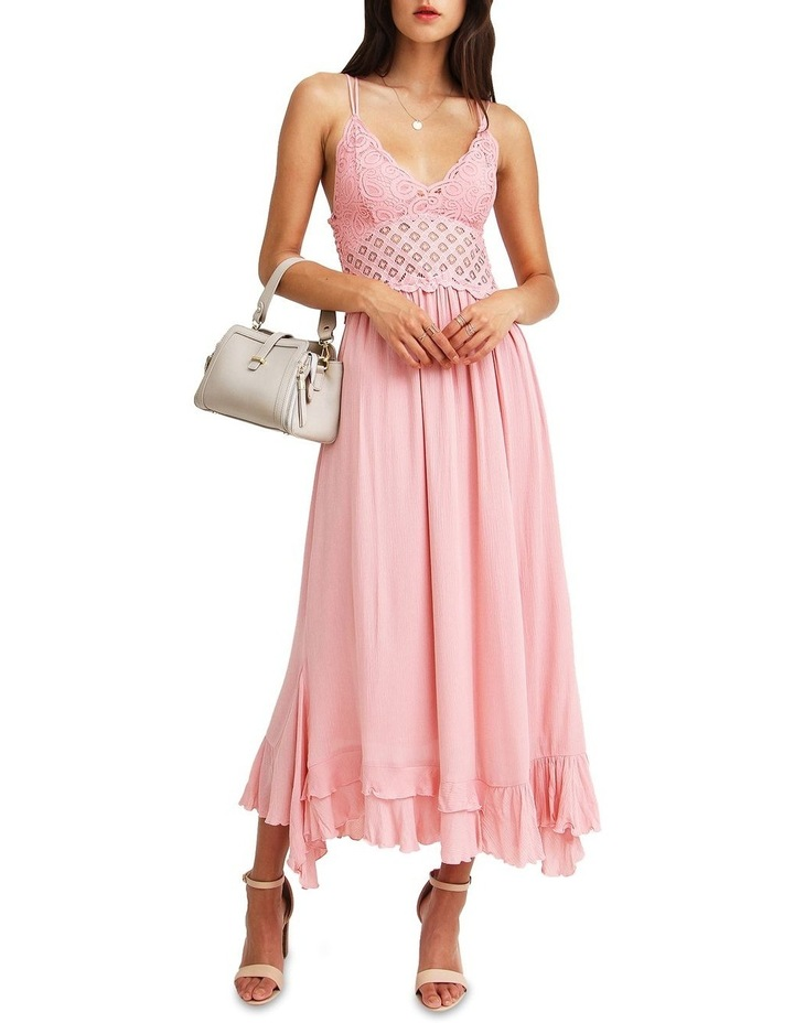 Lost In You Maxi Slip Dress image 5