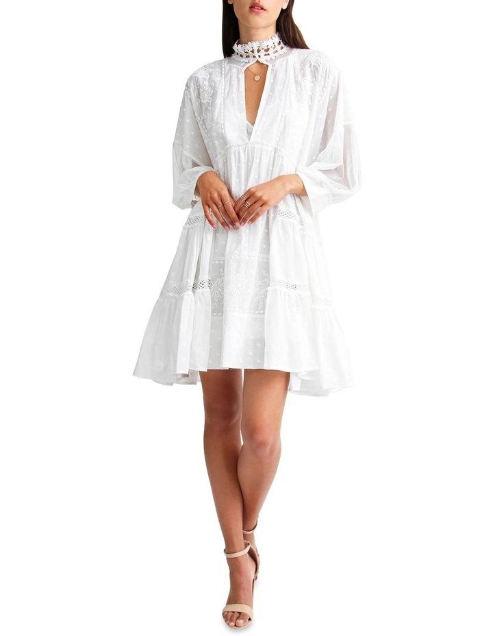 Unforgettable Oversized Lace Mini Dress image 6