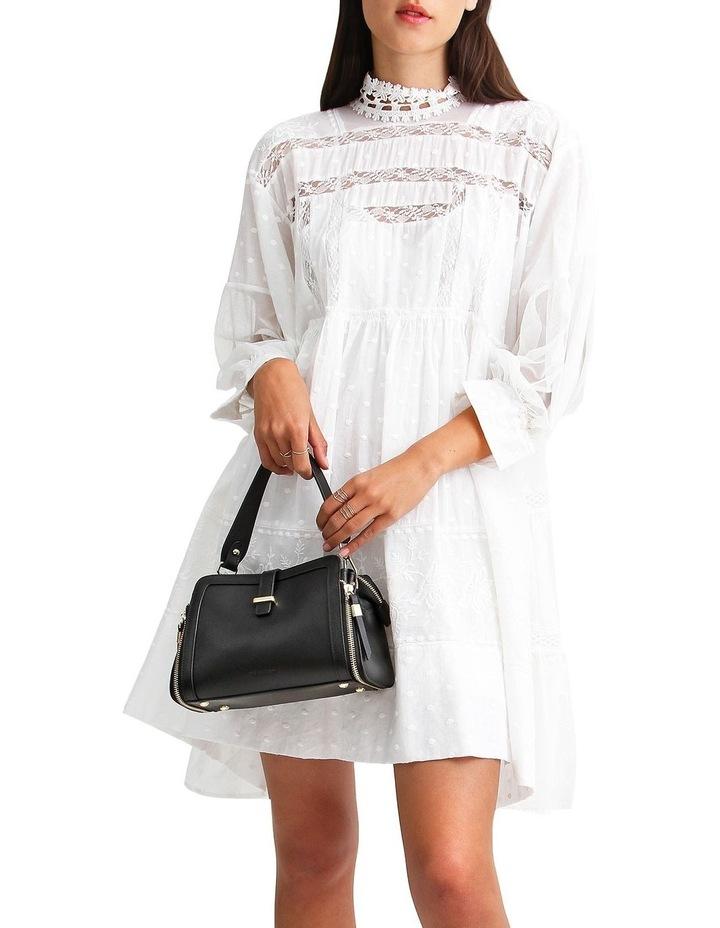 Unforgettable Oversized Lace Mini Dress image 7