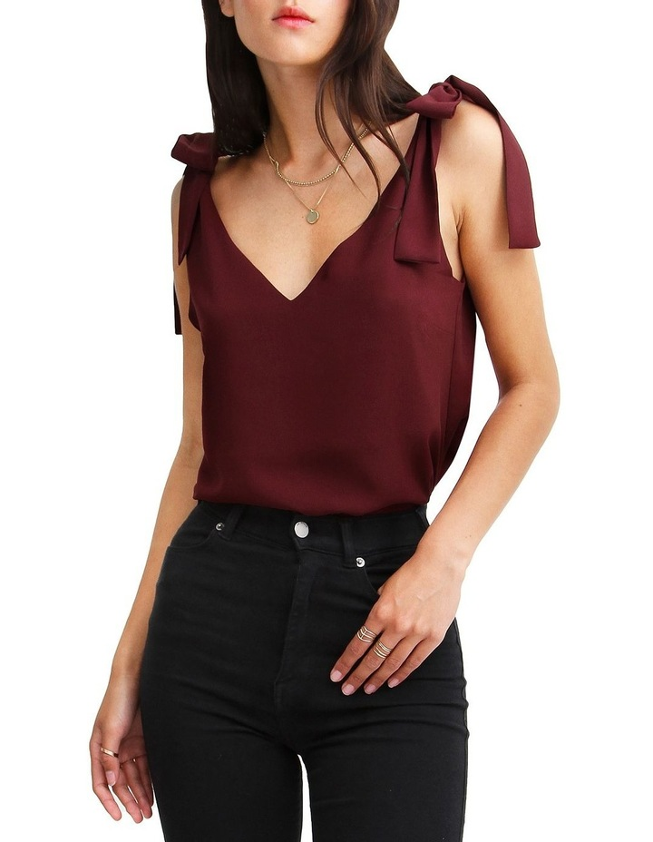 Feel For You V-Neck Top image 1