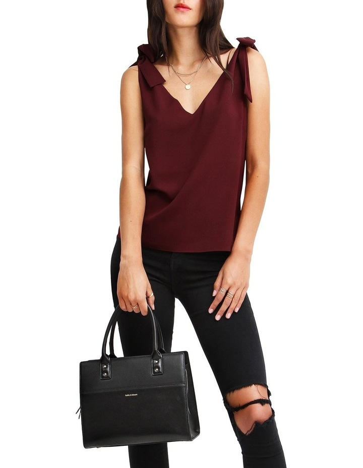 Feel For You V-Neck Top image 5