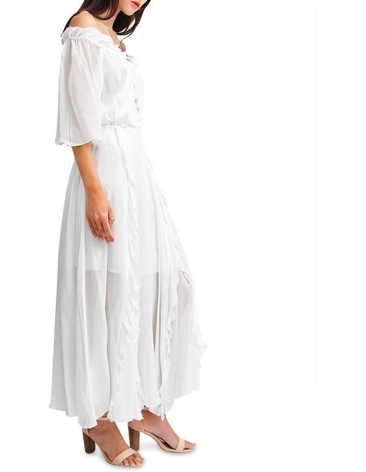 Amour Amour Ruffled Maxi Dress image 2
