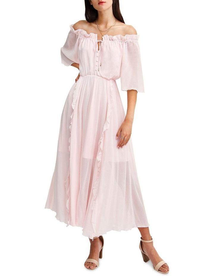 Amour Amour Ruffled Maxi Dress image 1