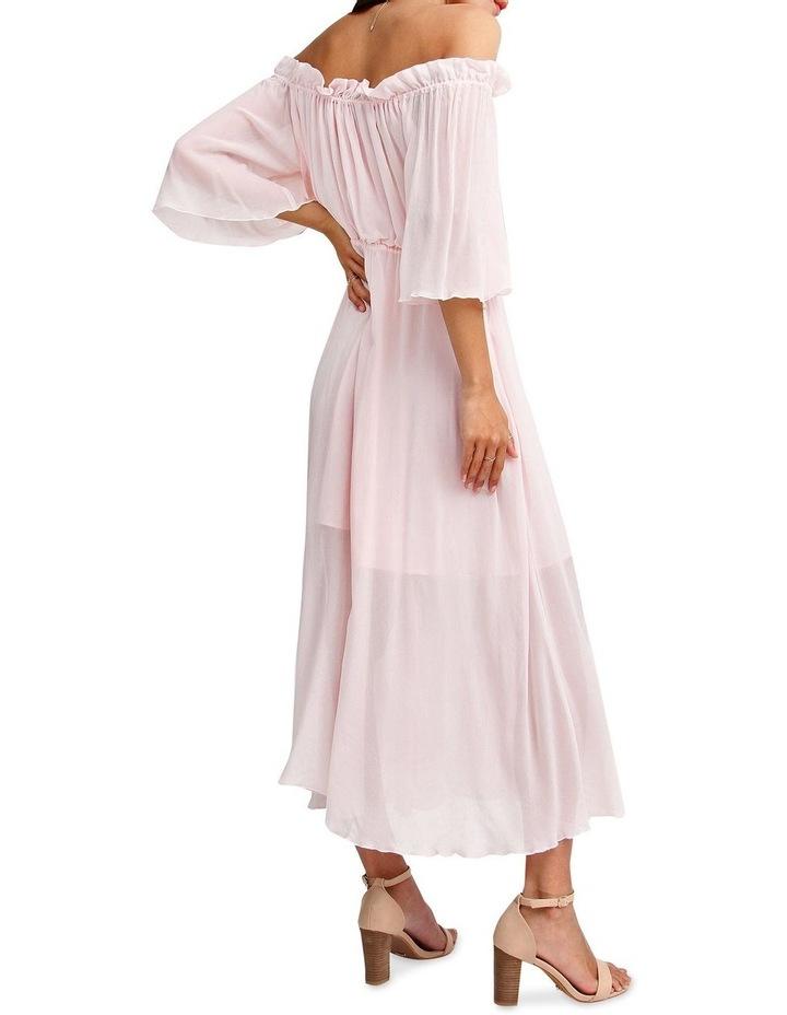 Amour Amour Ruffled Maxi Dress image 3