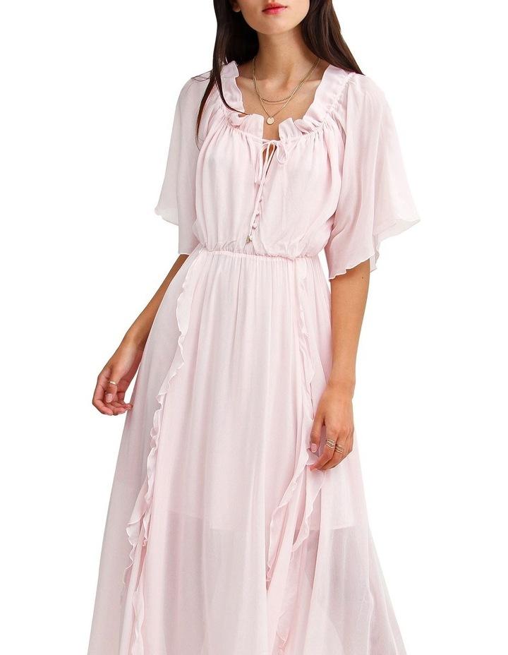 Amour Amour Ruffled Maxi Dress image 4