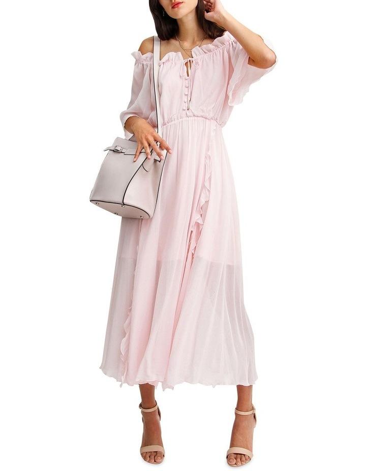 Amour Amour Ruffled Maxi Dress image 5