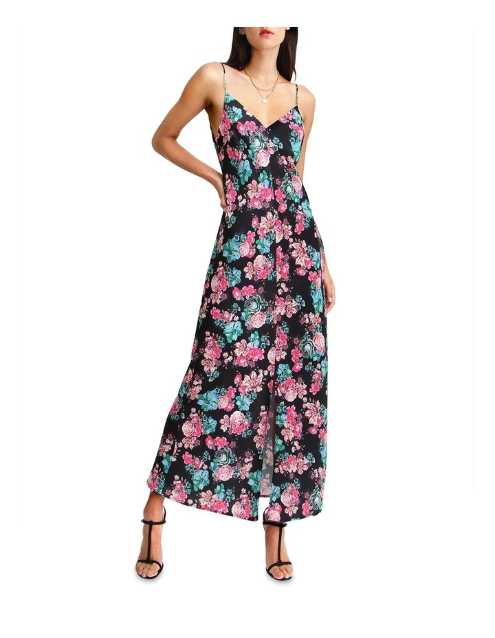 Slip Up Maxi Dress image 1