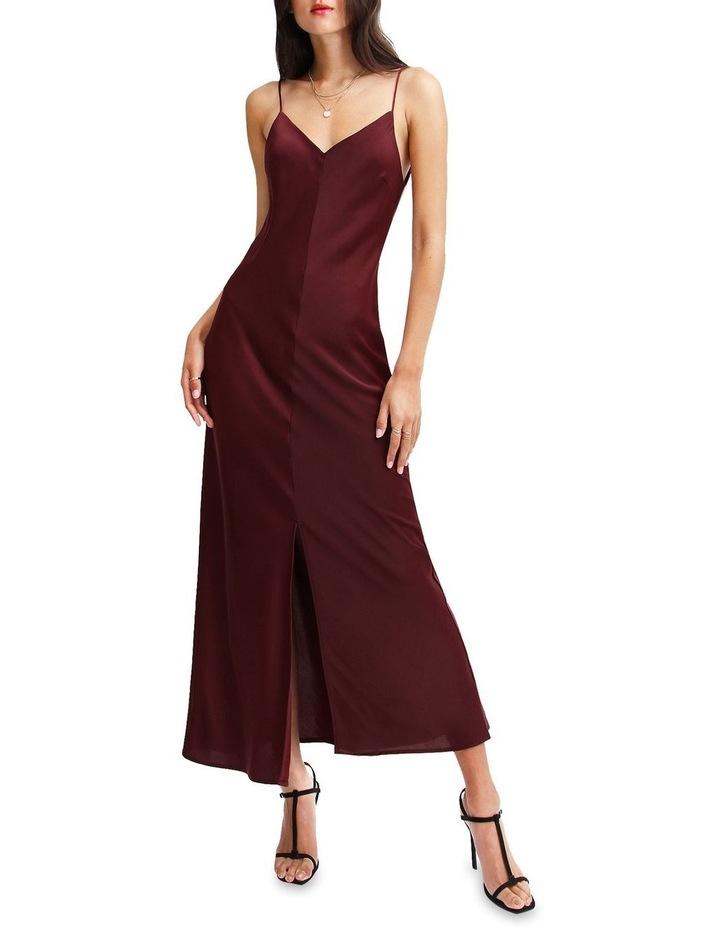 Slip Up Maxi Dress image 1