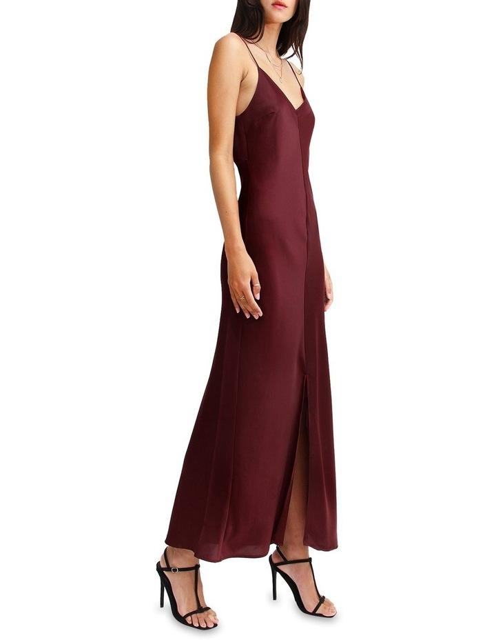 Slip Up Maxi Dress image 2
