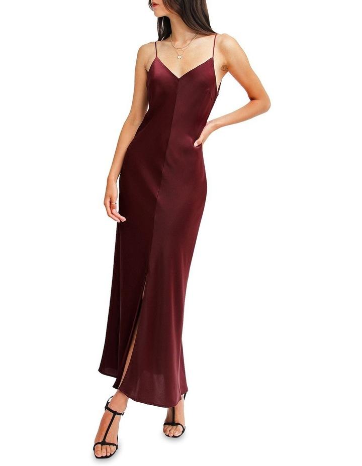 Slip Up Maxi Dress image 5