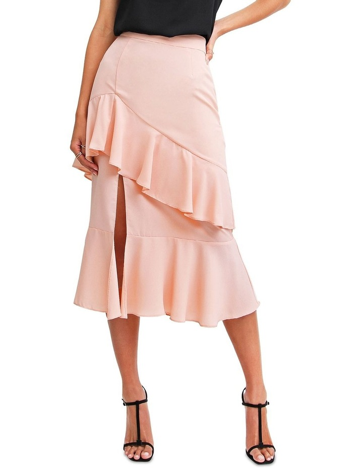 Heart Strings Tiered Skirt image 1