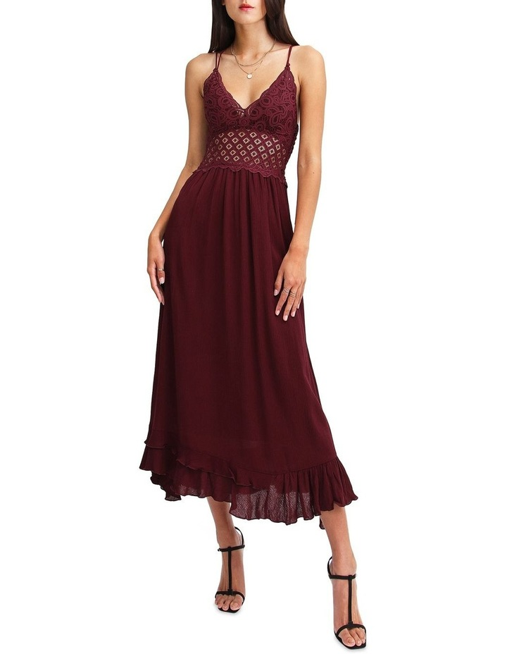 Lost In You Maxi Slip Dress image 1