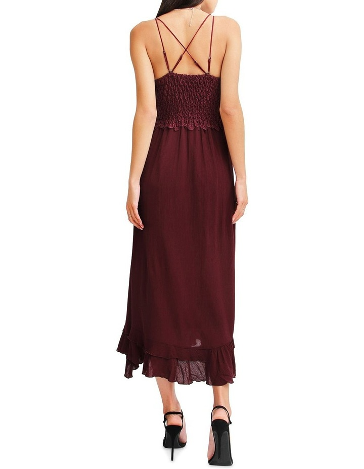 Lost In You Maxi Slip Dress image 3