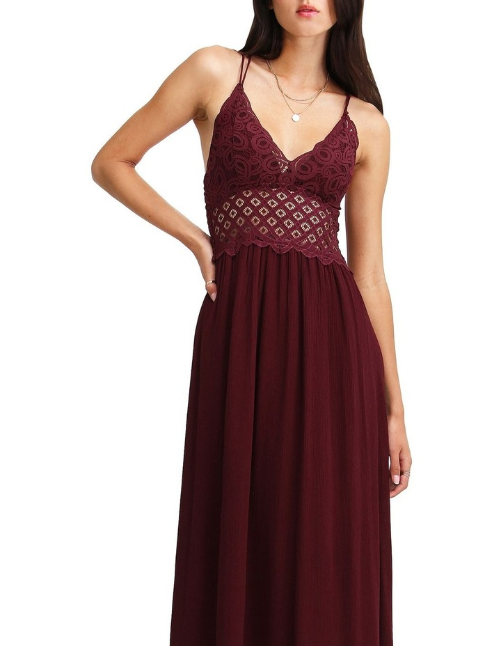 Lost In You Maxi Slip Dress image 4