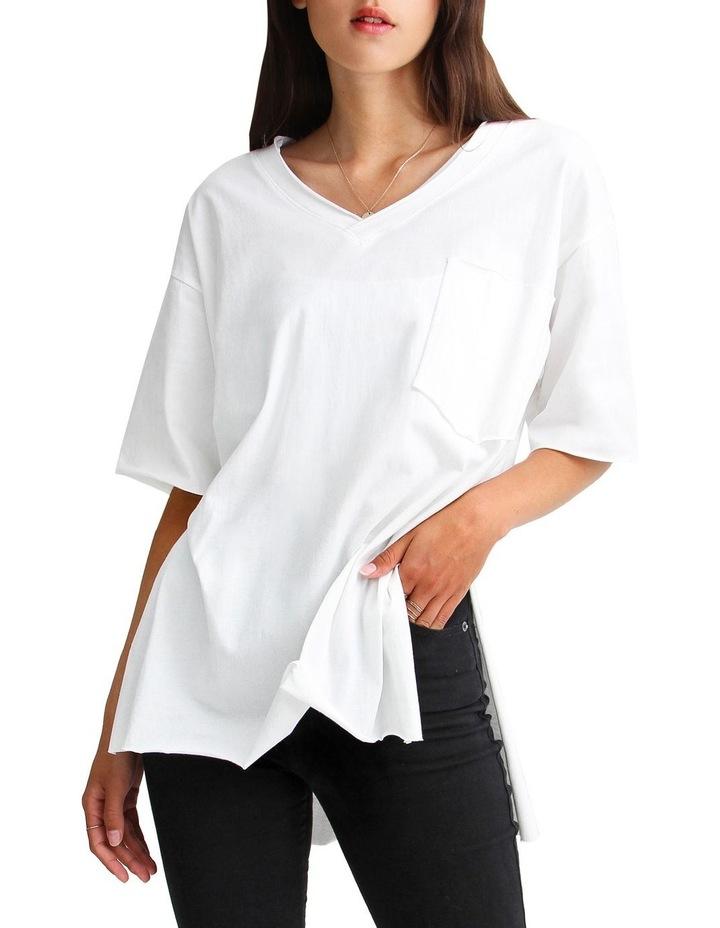 Brave Soul Oversized T-Shirt image 1
