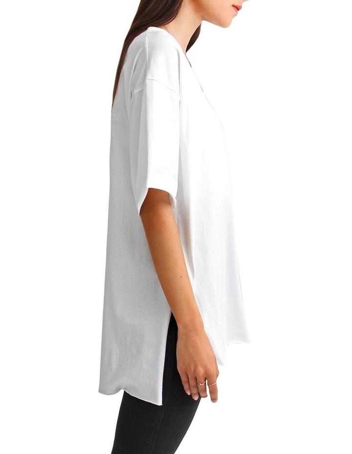 Brave Soul Oversized T-Shirt image 2