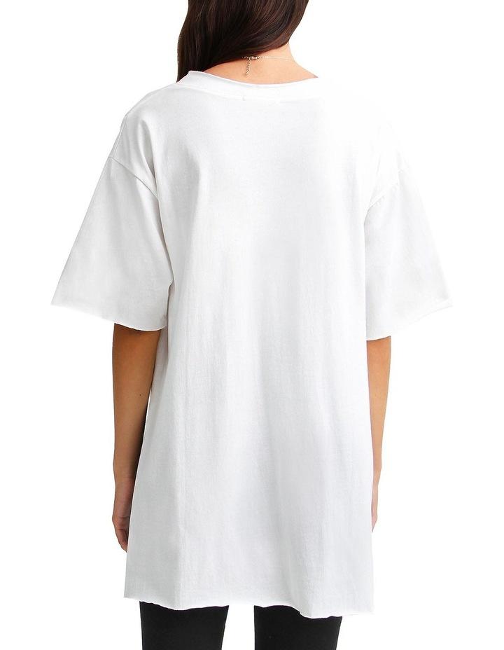 Brave Soul Oversized T-Shirt image 3