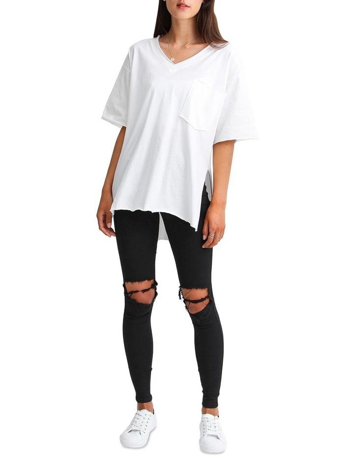 Brave Soul Oversized T-Shirt image 5