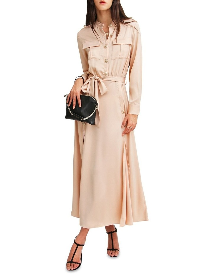 Lover To Lover Maxi Shirt Dress image 5