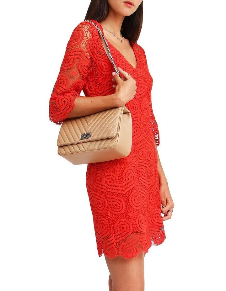 Irresistible Crochet Mini Dress image 5