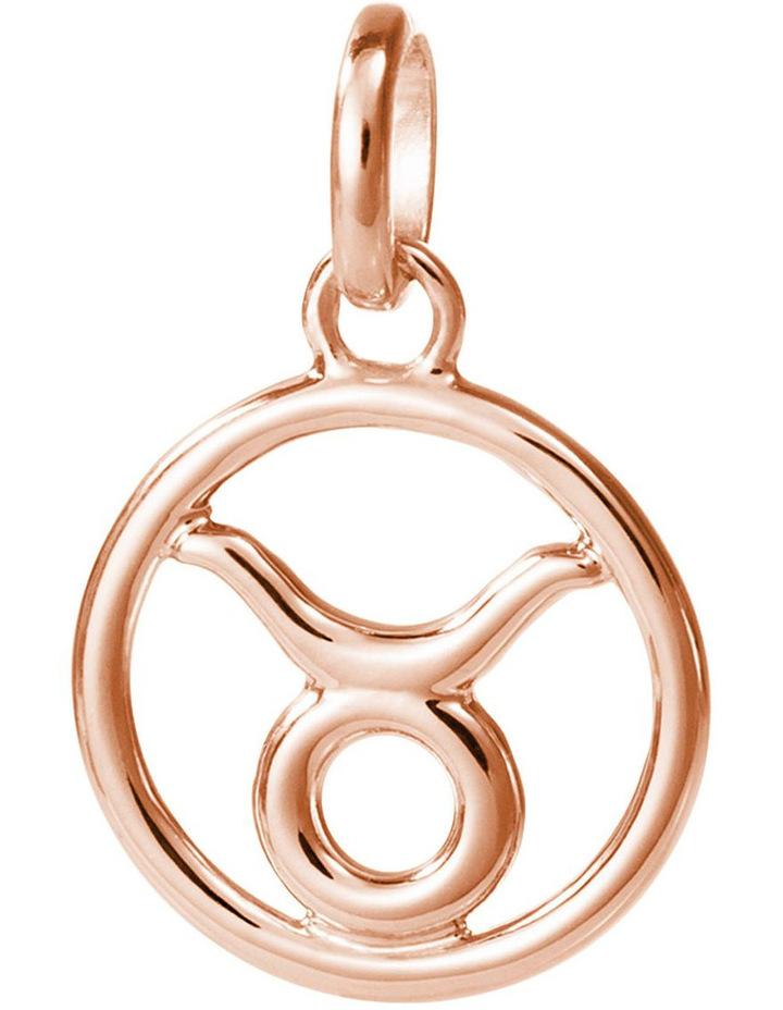 Taurus Zodiac (18K-Rose Gold-Vermeil) image 1