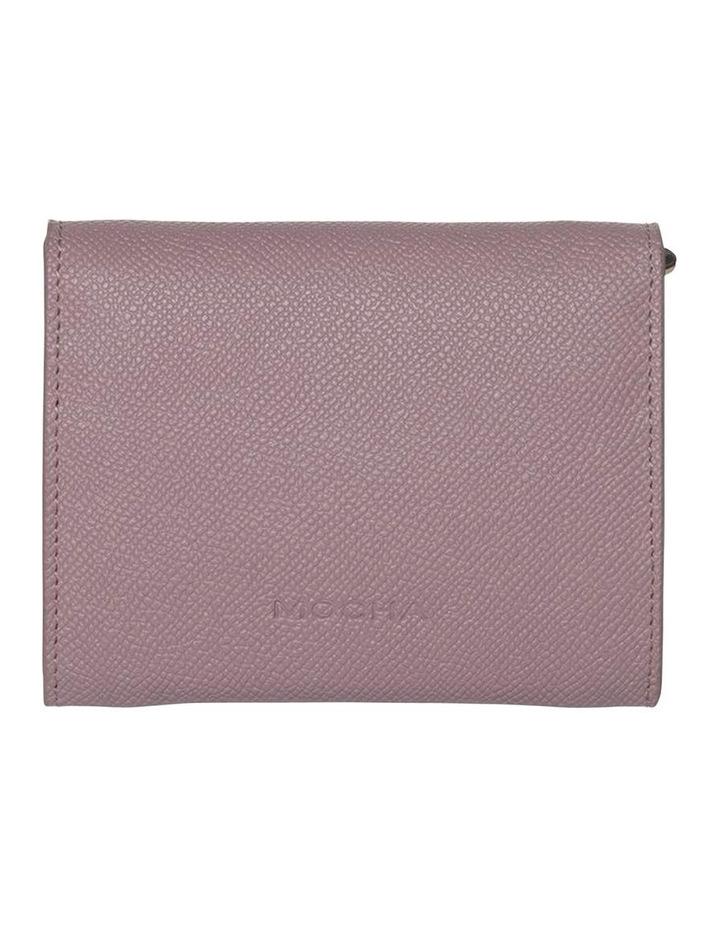 Envelop Leather Coin Wallet - Rose image 2