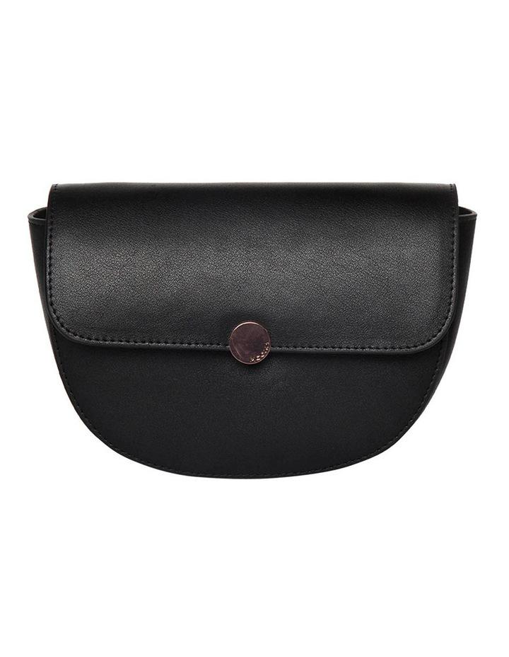 Brianna Leather Belt Bag - Black image 2