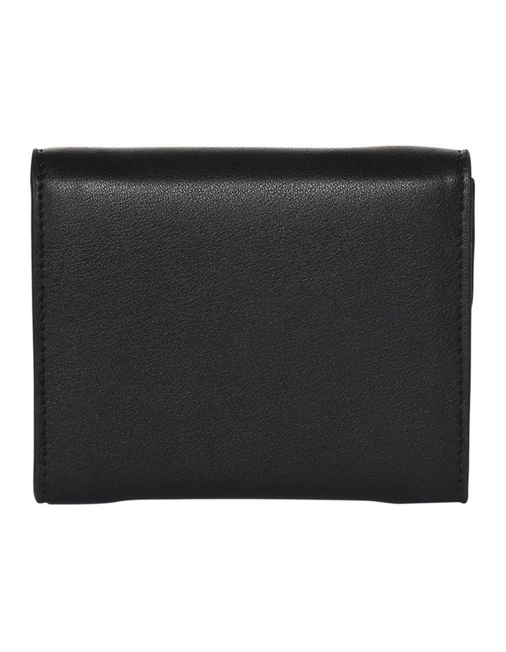Brianna Leather Coin Wallet - Black image 2