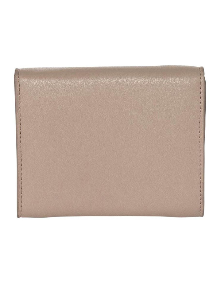 Brianna Leather Coin Wallet - Taupe image 2