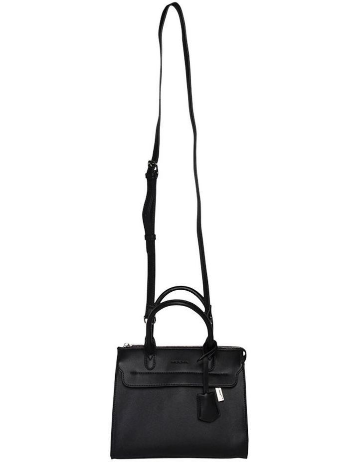 Constance Top Handle Crossbody Bag - Black image 2
