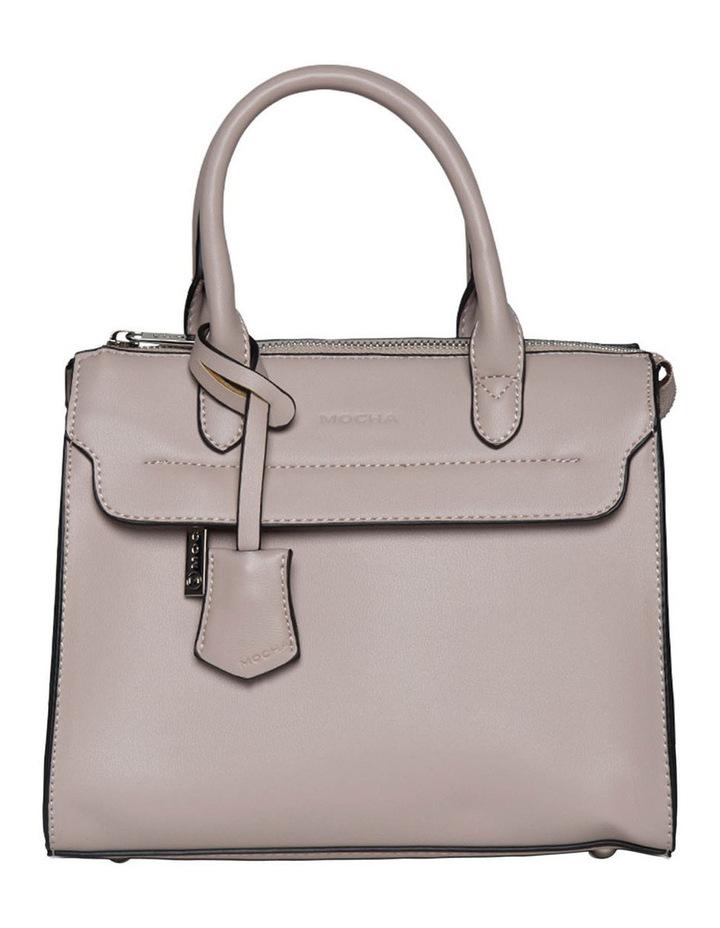 Constance Top Handle Tote Bag - Blush image 1
