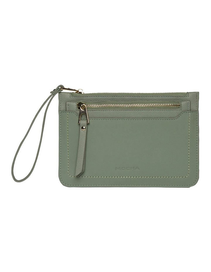 Jana Double Clutch - Mint image 1