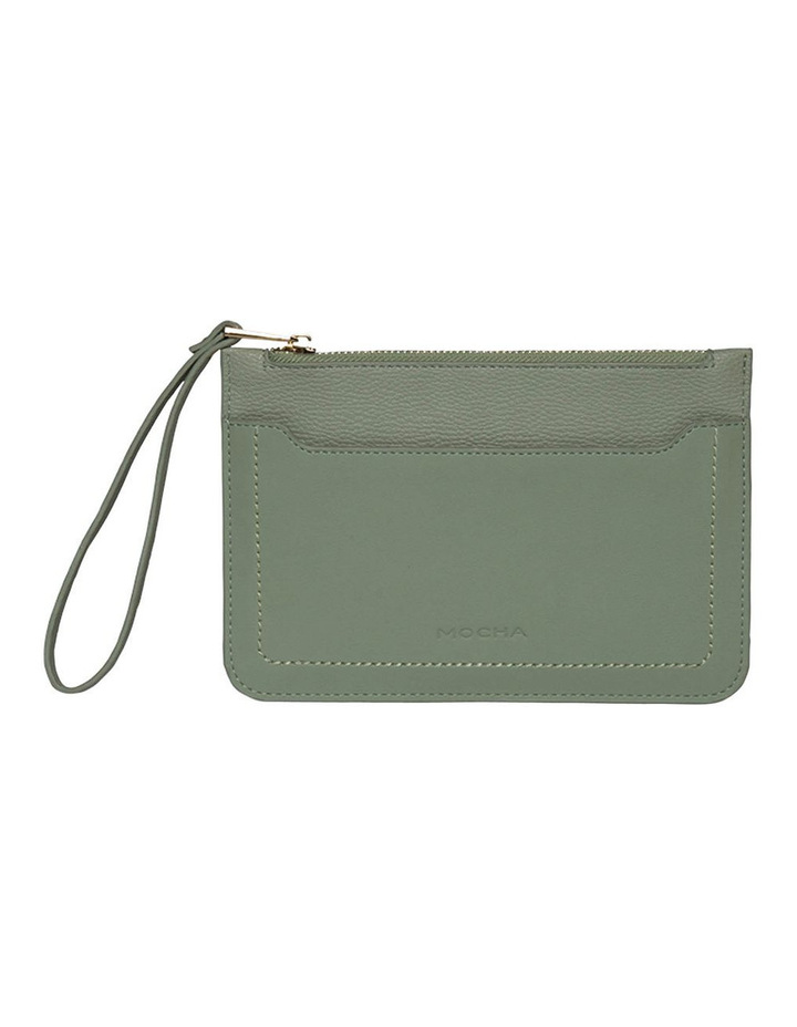 Jana Double Clutch - Mint image 5