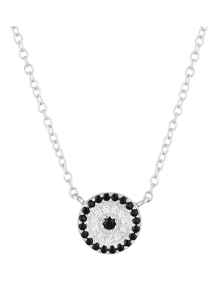 Lucky Necklace-Silver image 1