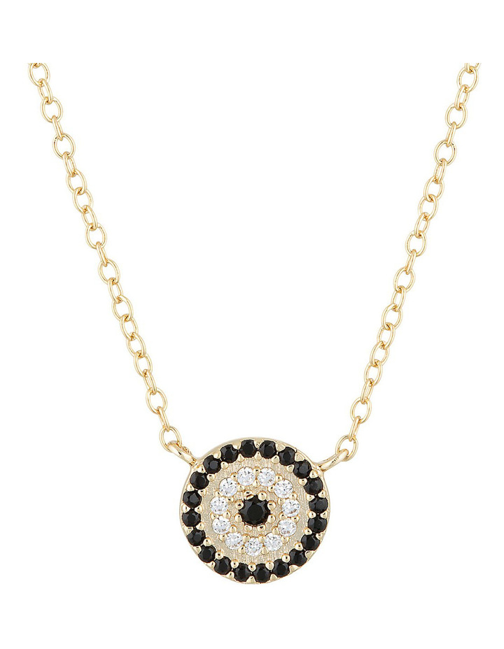 Lucky Necklace-Gold image 1