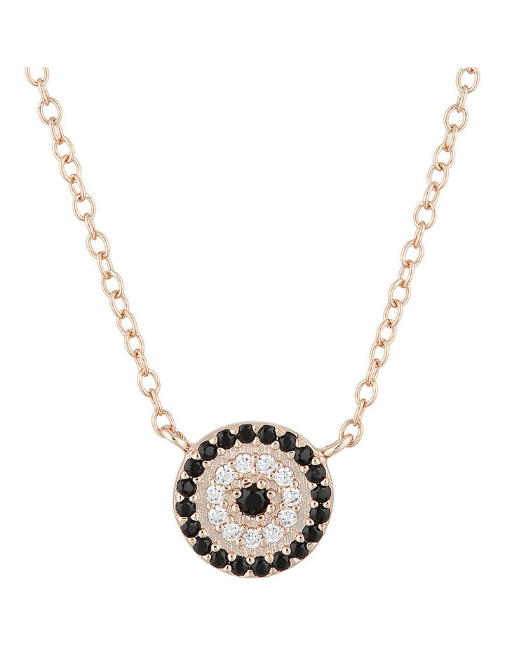Lucky Necklace-Rose Gold image 1
