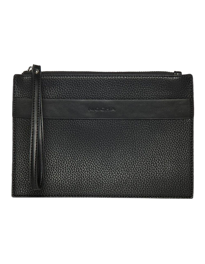 Brandy Black Clutch image 1