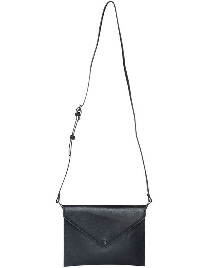 Becca Envelop Clutch - Black image 3
