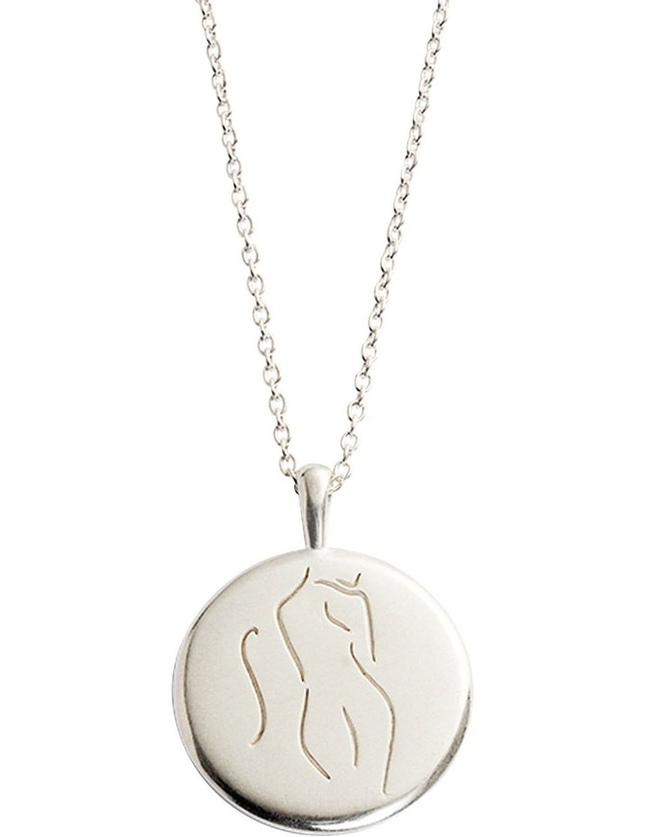 Belief Amulet Necklace w/ Sterling Silver image 1