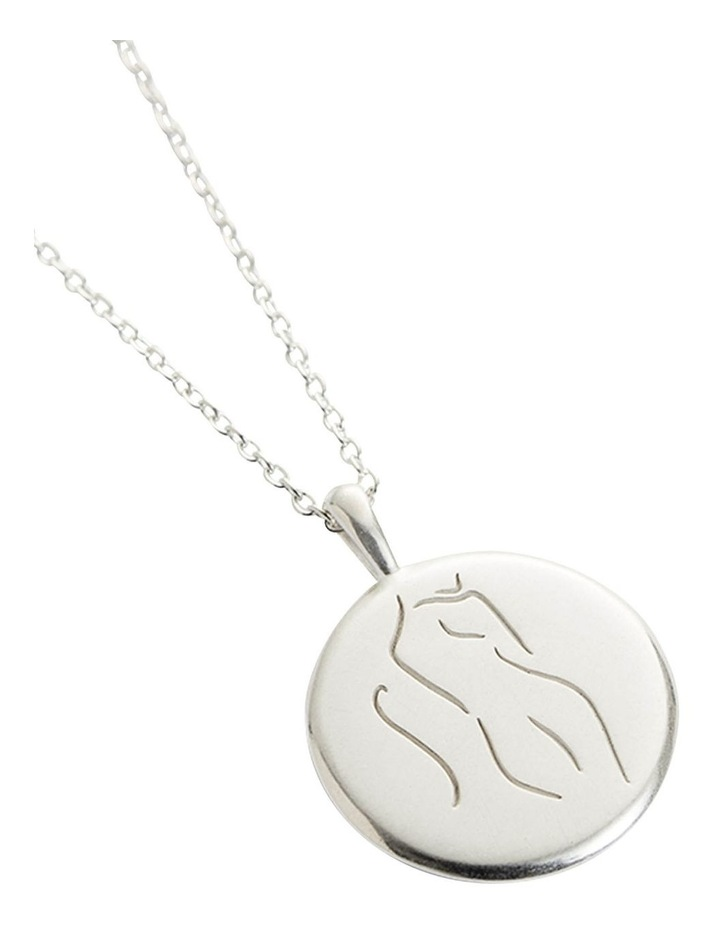 Belief Amulet Necklace w/ Sterling Silver image 2